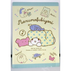 Marumofubiyori Plastic Pad: Relax