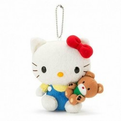 Hello Kitty Key Chain with Mascot:45Th