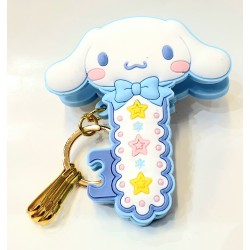 Cinnamoroll Key Holder with Clip: