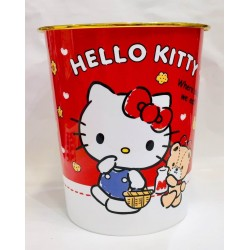 Hello Kitty Room Bin