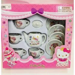 Hello Kitty Porcelain Tea Set: Sweet Princess