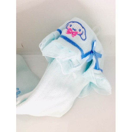Cinnamoroll Socks: Wing Adult