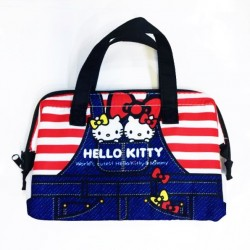 Hello Kitty Lunch Bag Denim
