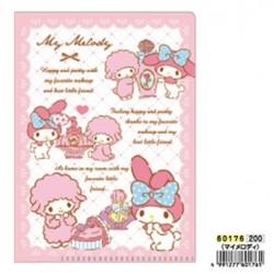My Melody Mini Photo File