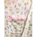 Hello Kitty Adult Pajamas: Holiday Q