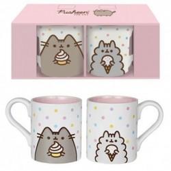 Pusheen Stormy Mug Set