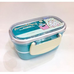 Marumofubiyori 2-Tier Lunch Box: Relax