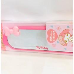 My Melody Rear-View Mirror: Pink Ribbon
