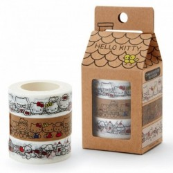 Hello Kitty Masking Tape: Touch