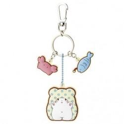 Marumofubiyori Key Ring:
