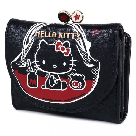 Hello Kitty Wallet: Retouch