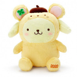 Pompompurin Plush: Mouse Medium