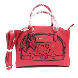 Hello Kitty Tote Bag: Retouch