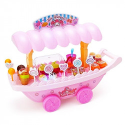 My Melody Sweets Shop Wagon