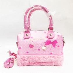 Hello Kitty 2Way Boston Bag: Kids Boa