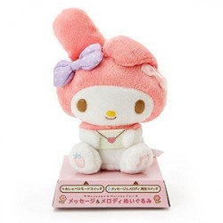 My Melody Message & Melody Doll :