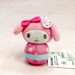My Melody Daruma Plush: Super Small