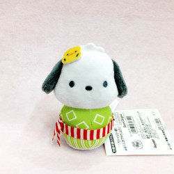 Pochacco Daruma Plush: Super Small