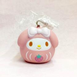 My Melody Daruma Squeeze Mascot: