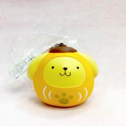 Pompompurin Daruma Squeeze Mascot:
