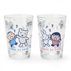 Minna No Tabo Glass Set: Dance