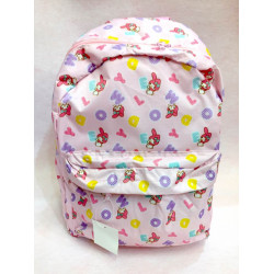 My Melody Backpack: Pink