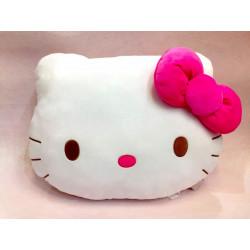 Hello Kitty Face Cushion Color Ribbon