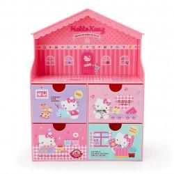 Hello Kitty Chest : House Shape Mini Chest