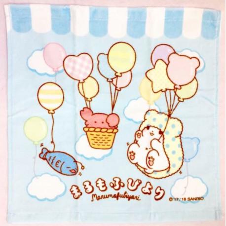 Marumofubiyori Wash Towel:Balloon
