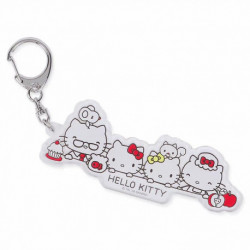 Hello Kitty Key Chain: Touch