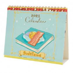 Gudetama Desk Calendar: 2021