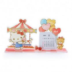 Hello Kitty Acrylic Calendar: 2021