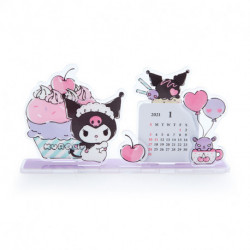 Kuromi Acrylic Calendar: 2021