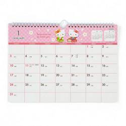 Hello Kitty A4 Wall Calendar : 2021