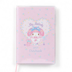 My Melody Pocketable Datebook: 2021