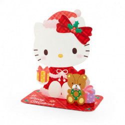 Hello Kitty Christmas Card: Jx 82-0