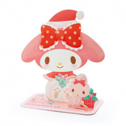 My Melody Christmas Card: Jx 83-0
