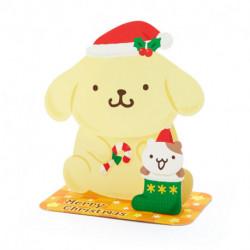Pompompurin Christmas Card: Jx 85-0