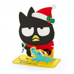 Badtz-Maru Christmas Card: Jx 88-0