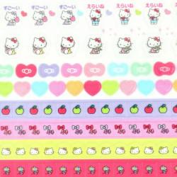 Hello Kitty Marking Stickers: 2021