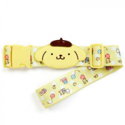 Pompompurin Suitcase Belt: D-Cut Travel