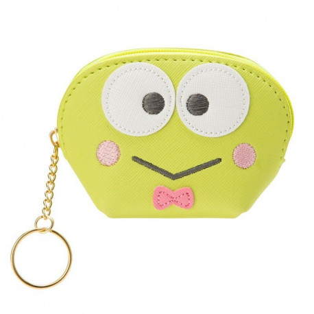 Keroppi Mini Pouch: D-Cut