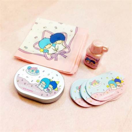 Little Twin Stars Stationery Set:Lunch Box