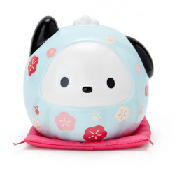 Pochacco Coin Bank:
