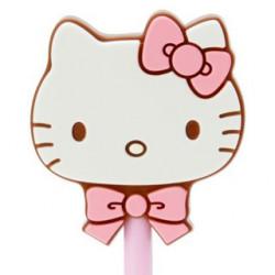 Hello Kitty Ballpoint Pen: Chocolate Shape