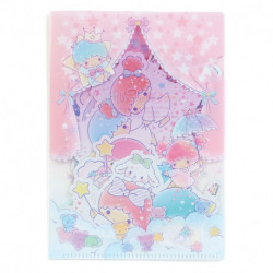 Little Twin Stars Room Deco Stickers&File: