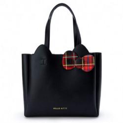Hello Kitty Tote Bag: Black