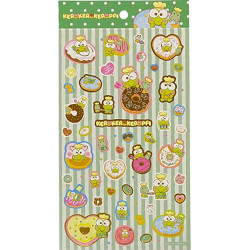 Keroppi Decorative Sticker