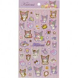 Kuromi Decorative Sticker