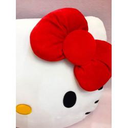 Hello Kitty Face Cushion Simple